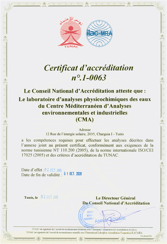 Accréditation_CMA